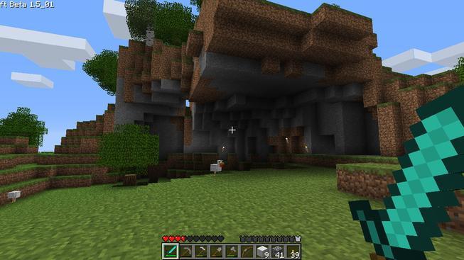Zrádný Minecraft aneb historka z podsvětí