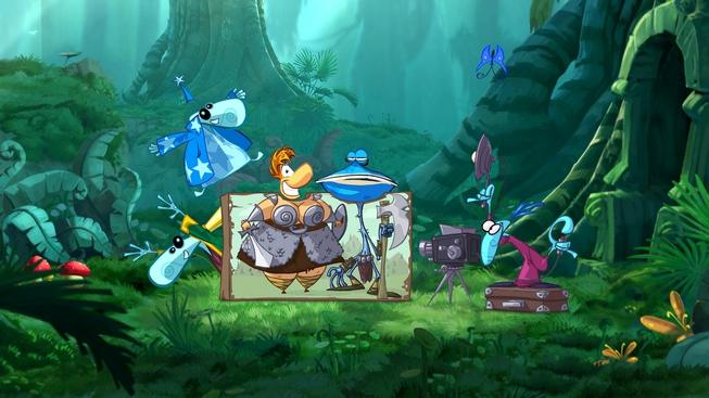Rayman Origins - recenze