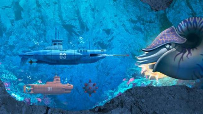 d7b62eeab Steel Diver - recenze | Games.cz