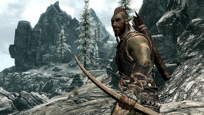 V Elder Scrolls V: Skyrim na vás čekají upíři