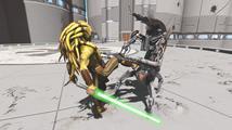 Kluzáky a tanečky z Kinect Star Wars