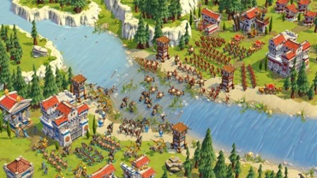 Age of Empires Online - recenze