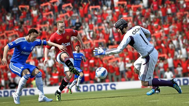 fifa12 rooney low shot newboots wm