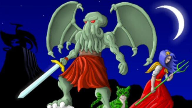 Cthulhu Saves the World - recenze