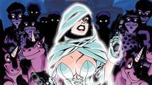 Oznámení komiksové adventury Ghost