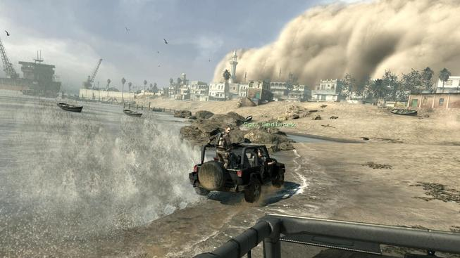 Vyšel update pro Modern Warfare 3