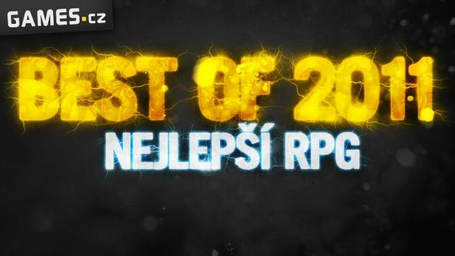 Best of 2011: Nejlepší RPG