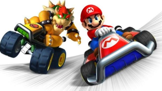 Mario Kart 7 - recenze