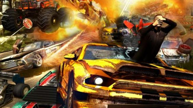 FlatOut 3: Chaos & Destruction - recenze