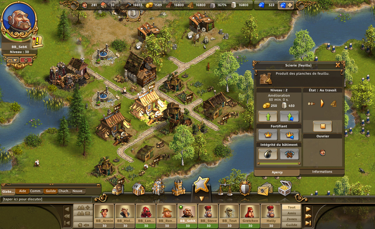 strategie games online