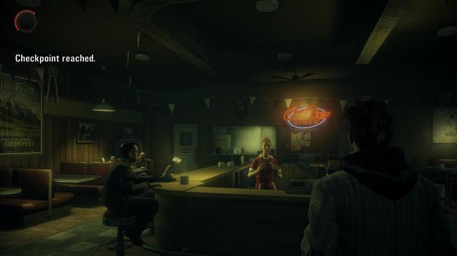 Alan Wake - recenze PC verze