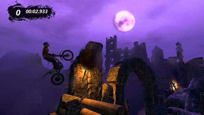 Trials Evolution - recenze