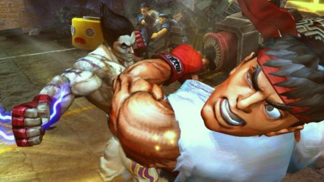 Street Fighter X Tekken - recenze