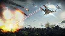 Star Thunder bude mix 2. světové s mimozemšťany