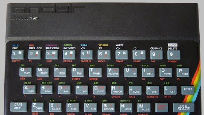 ZX Spectrum dnes slaví 30 let ...a stále přežívá