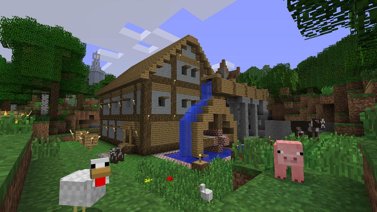 O Panda Restaurant Minecraft - recenze X3...