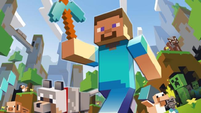 Minecraft - recenze X360 verze