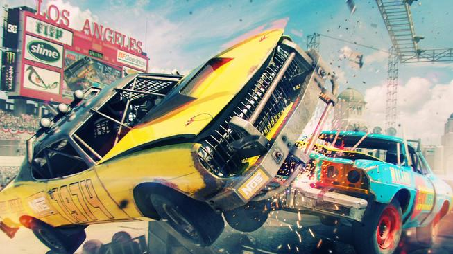 DiRT Showdown - recenze