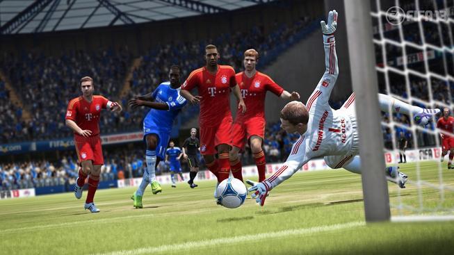FIFA 13 - recenze