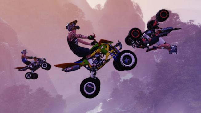 Mad Riders - recenze