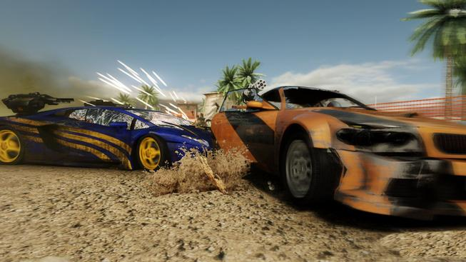 Gas Guzzlers: Combat Carnage - recenze