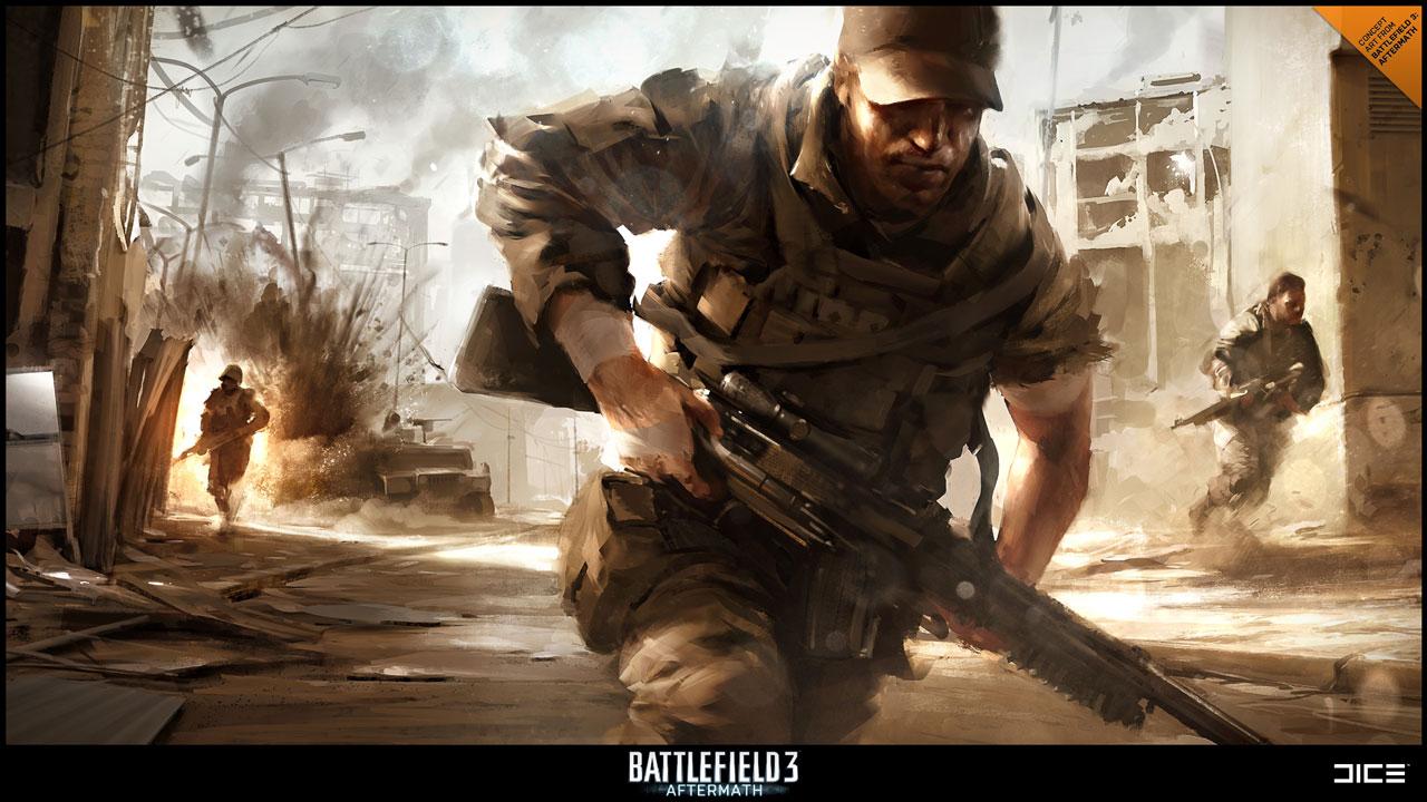 battlefield 3 datadisk