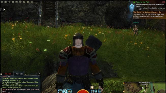 Guild Wars 2: Deník šampóna Karrulla #2