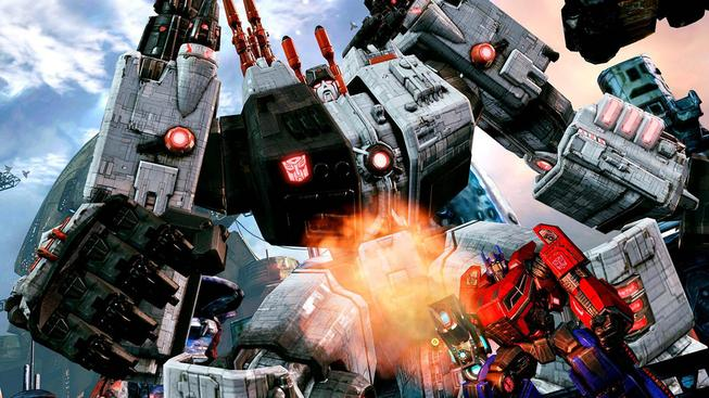 Transformers: Fall of Cybertron - recenze