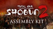Konečně vyšly nástroje pro tvorbu modů do TW: Shogun 2