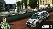 Rallye projížďka Argentinou na videu z WRC 3
