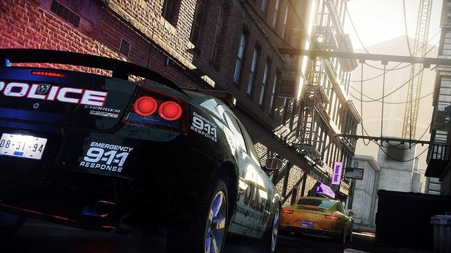 Need for Speed: Most Wanted - recenze