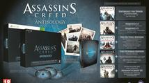 Ubisoft vydá Assassin's Creed Anthology pro PS3 a X360