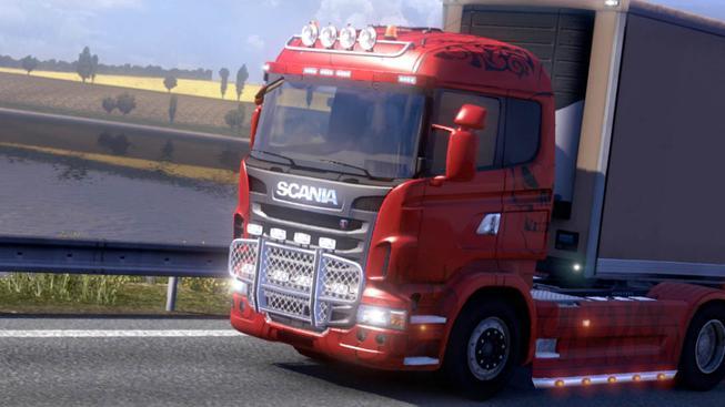 Euro Truck Simulator 2 - recenze