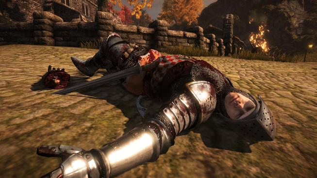 Chivalry: Medieval Warfare - recenze