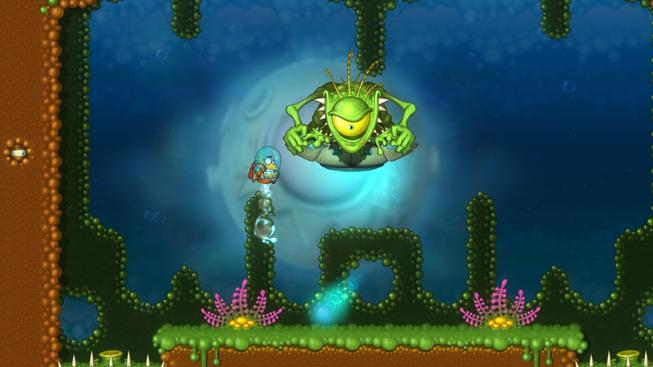 Oozi: Earth Adventure - recenze
