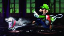 Luigi's Mansion 2 - záběry z hraní