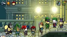 Scribblenauts se s novou hrou podívají do světa DC Comics