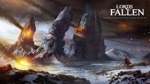 Průlet fantasy světem na videu z hardcore akčního RPG Lords of the Fallen