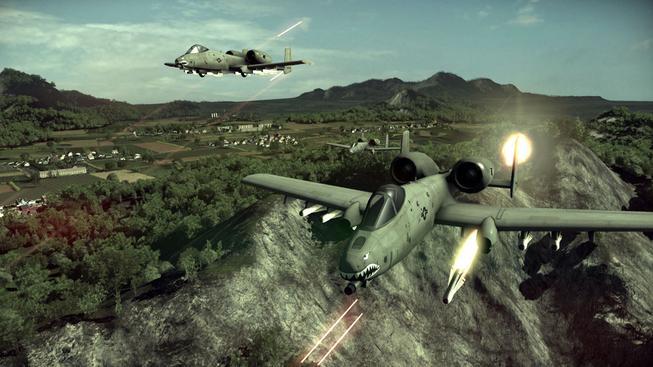 Wargame: AirLand Battle - recenze