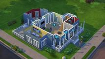 Chytrý editor v The Sims 4 staví domky už se správně rozmístěným nábytkem