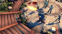 Dead Island: Epidemic se liší od MOBA her přímým ovládáním postavy a šíleným arsenálem