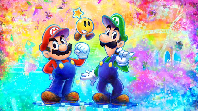 Mario & Luigi: Dream Team - recenze