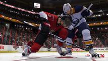 V traileru na NHL 14 se kupí akce na akci