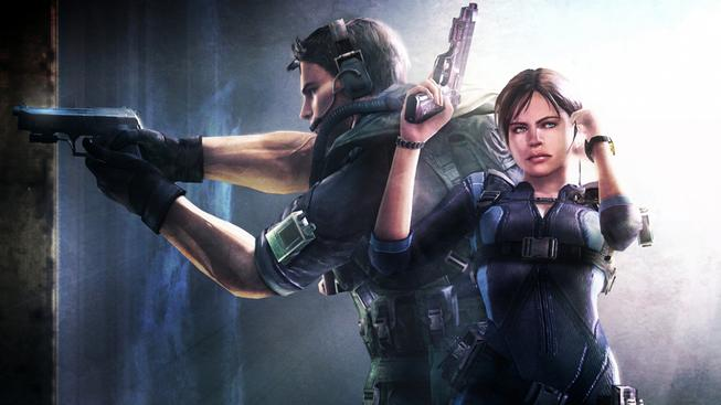 resident evil revelations jill and chris wallpaper-1920x1200