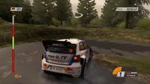 Projížďka s VW Polo R na videu z WRC 4