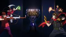 Anime trailer stylově oznamuje finále poháru League of Legends