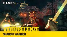 Shadow Warrior - videorecenze
