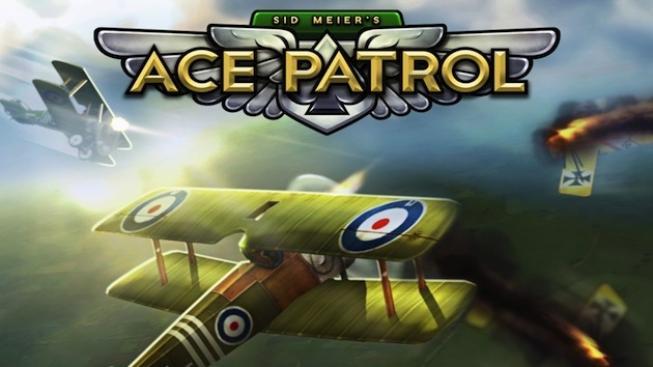 Sid Meier's Ace Patrol - recenze PC verze