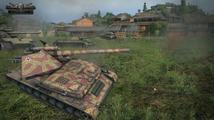World of Tanks rozšíří nový bojový mód a německé stíhače tanků