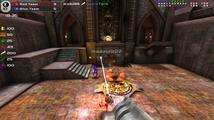 Quake Live je k dispozici v podobě samostatného herního klienta